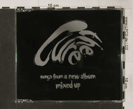 Cure: Songs from a new Album,mixed up,4Tr, Fiction(cure pro cd1), Promo, 1990 - CD5inch - 91700 - 14,00 Euro