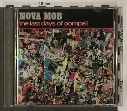 Nova Mob: Last Days Of Pompeii(ex Hüsker Dü), RTD(108.1261.2), , 1991 - CD - 92152 - 12,50 Euro