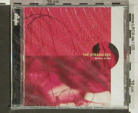 Stranglers: Written in Red, FS-New, When!(), UK, 1997 - CD - 92324 - 7,50 Euro