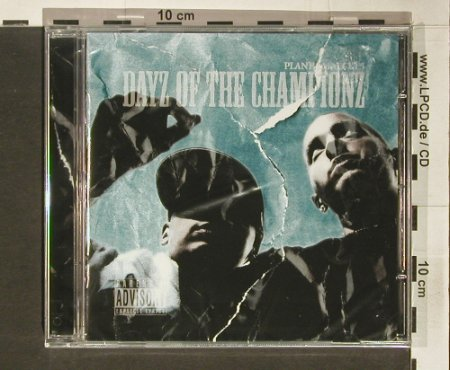 Plan B & Maeckes: Dayz of the Championz, Chimperator(), , 2005 - CD - 92334 - 7,50 Euro