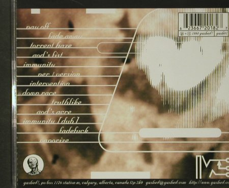 Aghast View: Carcinopest, Connected(zot 230), D, 1998 - CD - 92488 - 10,00 Euro