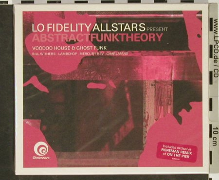 Lo Fidelity Allstars: Abstractfunktheory, FS-New, Obsessive(), UK, 2003 - CD - 92937 - 10,00 Euro