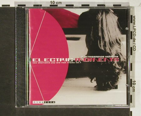 V.A.Electric Moments: New Alternative Pop &Rock, FS-New, Time Zone(), D, 2004 - CD - 93148 - 4,00 Euro