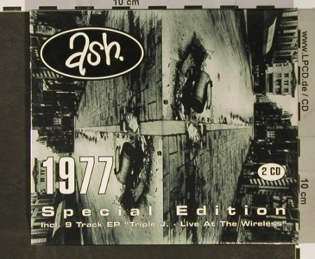 Ash: 1977 ,sp.Ed.+Live at the Wireless, Facedown(), D, 1996 - CD - 93179 - 12,50 Euro