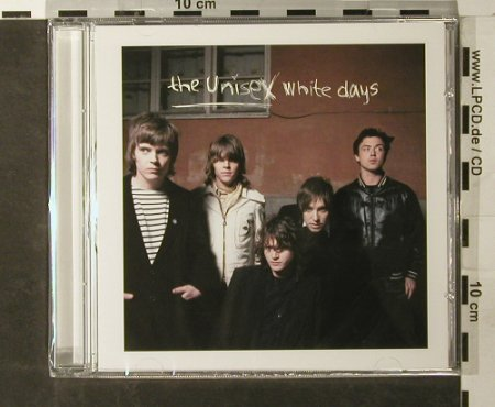 Unisex: White Days, FS-New, IN-D Rec.(IND99103), , 2006 - CD - 93387 - 7,50 Euro
