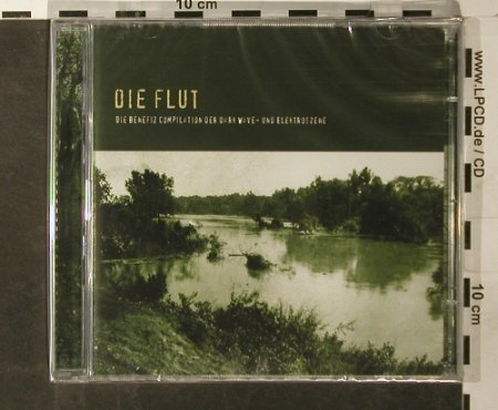 V.A.Die Flut: Die Benefiz Comp.der Dark Wave..., Scanner(SCAN 021), D,FS-new, 2002 - 2CD - 93392 - 7,50 Euro