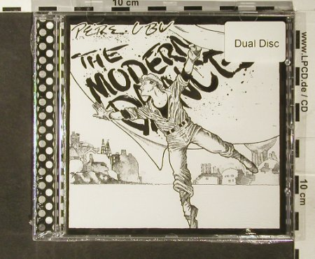 Pere Ubu: The Modern Dance'98, FS-New, Silverline(), , 2006 - CD - 93706 - 11,50 Euro