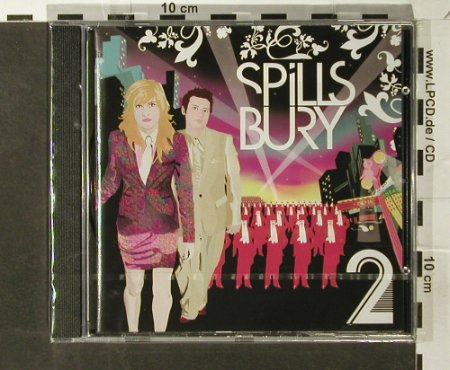 Spillsbury: 2, FS-New, L'Age D'Or(), D, 2006 - CD - 93714 - 10,00 Euro