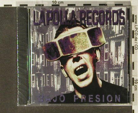 Bajo Presion: Lapolla Records, FS-New, Grita(), US,  - CD - 94569 - 10,00 Euro