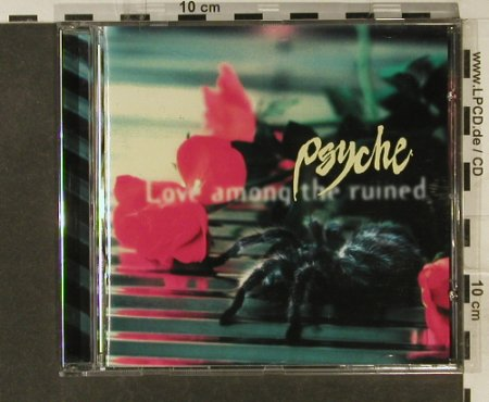 Psyche: Love Among The Ruined, Strange Ways(8292-2), D, 1998 - CD - 94864 - 11,50 Euro