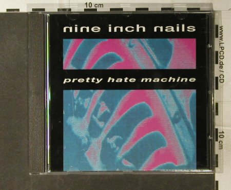 Nine Inch Nails: Pretty Hate Machine, Island(848 358-2), EU, 1989 - CD - 95000 - 11,50 Euro