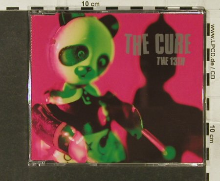 Cure: The 13Th*2+1, Fiction(576 469-2), D, 96 - CD5inch - 95042 - 5,00 Euro