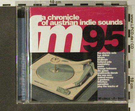 V.A.A Chronicle Of Austrian: Indie Sound, 16 Tr., GIG(660 221), A, 1995 - CD - 95067 - 7,50 Euro