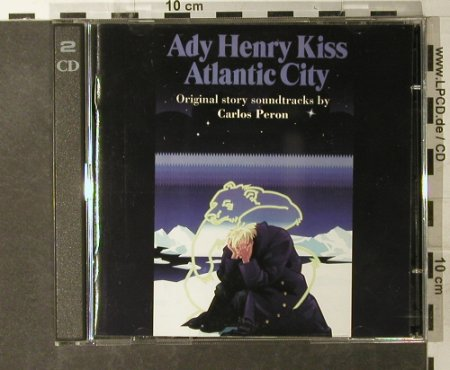 Peron,Carlos: Atlantic City by Ady Henry Kiss, Dark Star(8231-2), D, 1998 - 2CD - 95158 - 11,50 Euro