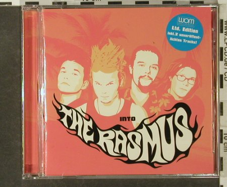 Rasmus,The: Into, Ltd.Ed., Edel(0132752ERE), D, 2001 - CD - 95197 - 20,00 Euro