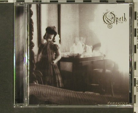 Opeth: Damnation, Music For Nations(), UK, 2003 - CD - 95506 - 10,00 Euro