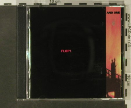 And One: Flop!, Machinery(MA 17-2), D, 1992 - CD - 95634 - 10,00 Euro