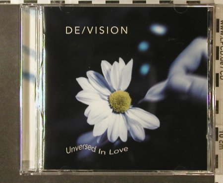 De/Vision: Universed In Love, Strange Ways Records(1192-2), D, 1995 - CD - 95931 - 10,00 Euro