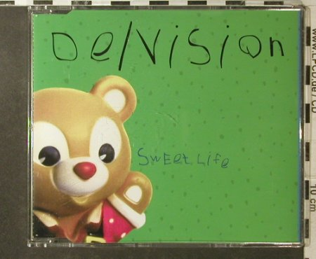De/Vision: Sweet Life*3+1, Strange Ways Records(1233-2), D, 1996 - CD5inch - 95933 - 4,00 Euro