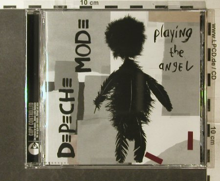 Depeche Mode: Playing The Angel, Venusnote(cdstumm260), EU, 2005 - CD - 95946 - 7,50 Euro