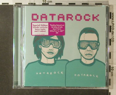Datarock: Same, FS-New, Nettwerk(), EU, 2007 - CD - 96078 - 7,50 Euro