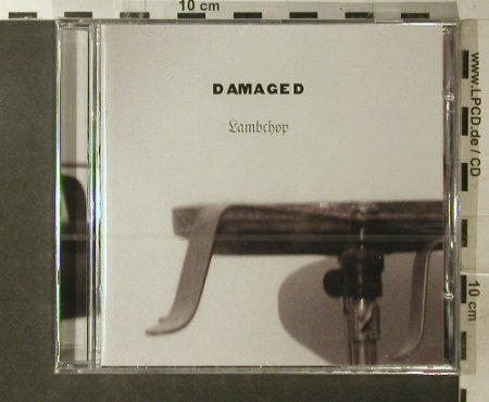 Lambchop: Damaged, FS-New, City Slang(SLANG1041092), , 2006 - CD - 96208 - 10,00 Euro