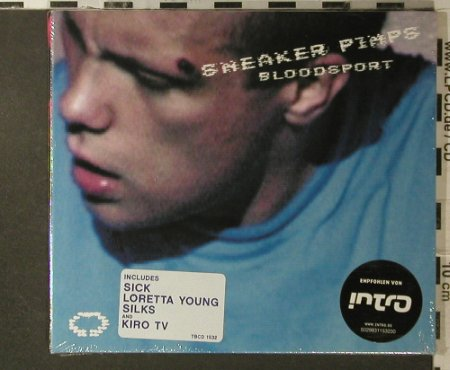 Sneaker Pimps: Bloodsport, Digi, FS-New, Tommy Boy(TBCD 1532), EU, 2002 - CD - 96242 - 10,00 Euro