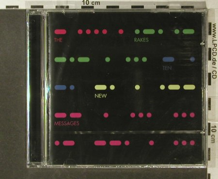 Rakes, the: Ten New Messages, FS-New, V2 Music(), EU, 2007 - CD - 96296 - 10,00 Euro