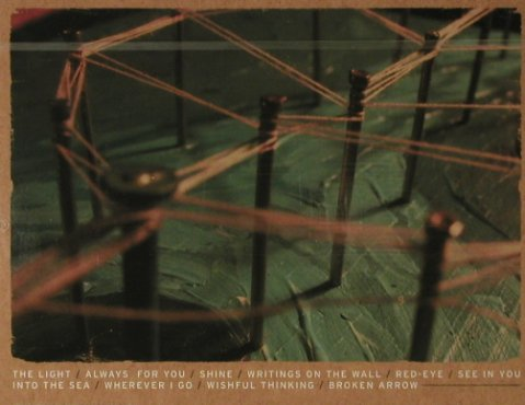 Album Leaf: Into the Blue Again, FS-New, City Slang(), , 2006 - CD - 96329 - 11,50 Euro