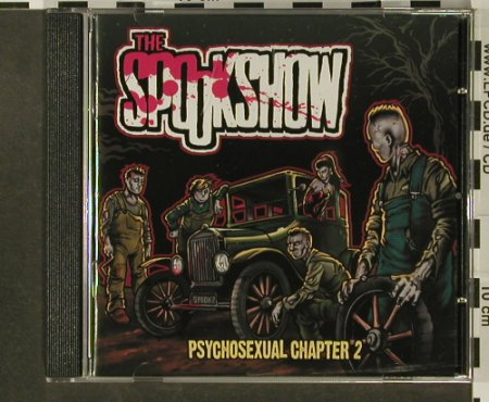 Spookshow: Psychosexual Chapter 2, Wolverine(4046661066524), D, 2006 - CD - 96678 - 10,00 Euro