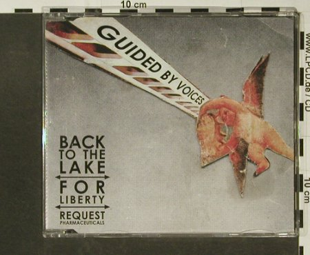 Guided By Voices: Back to the Lake+2, Matador(), UK, 2002 - CD5inch - 96756 - 5,00 Euro