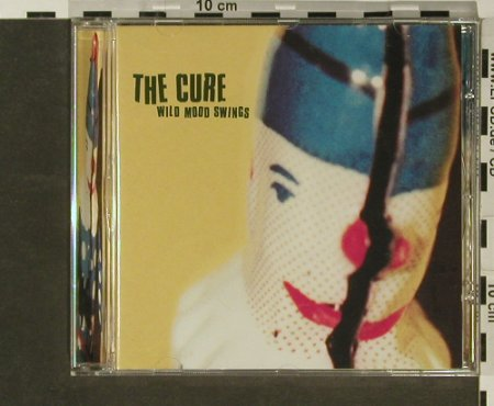 Cure: Wild Mood Swings, Fiction(5317932), EU, 1996 - CD - 96837 - 10,00 Euro
