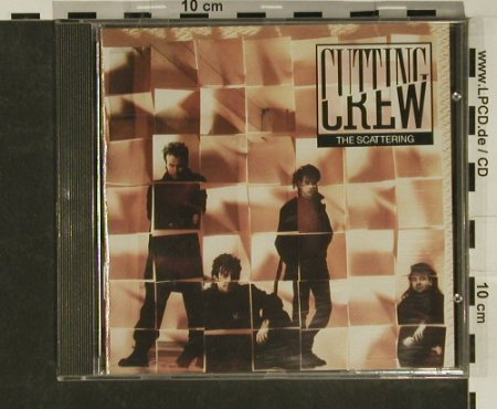 Cutting Crew: The Scattering, Siren(), D, 89 - CD - 97088 - 4,00 Euro