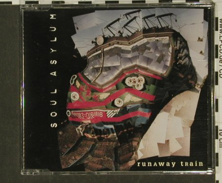 Soul Asylum: Runaway Train+2, Columbia(), A, 93 - CD5inch - 97177 - 2,50 Euro