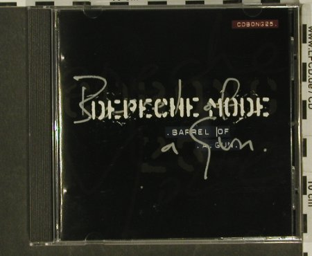 Depeche Mode: Barrel Of A Gun*3+1, Mute(CD BONG 25), NL, 97 - CD5inch - 97197 - 2,50 Euro