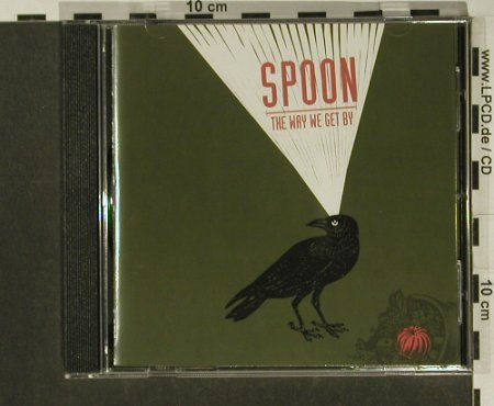 Spoon: The Way We Get By+3* video, 12XU(018-2), UK, 2003 - CD5inch - 97246 - 15,00 Euro