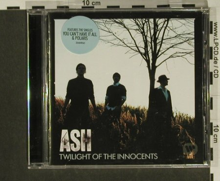 ASH: Twilight of the Innocents, Infectious Rec.(), EU, 2007 - CD - 97258 - 10,00 Euro