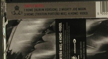 Simple Minds: Home*2+1+video, Sanctuary(), EU, 2005 - CD5inch - 97325 - 4,00 Euro