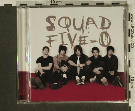 Squad Five-0: Same, EMI(), , 2002 - CD - 97362 - 5,00 Euro