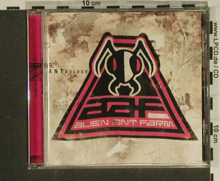 Alien Ant Farm: Anthology, Dreamworks(), EU, 2001 - CD - 97449 - 7,50 Euro