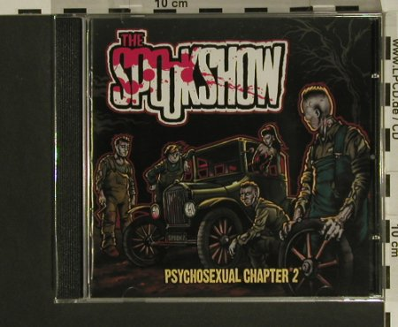 Spookshow: Psychosexual Chapter 2, FS-New, Wolverine(WRR133), D, 2007 - CD - 97497 - 10,00 Euro