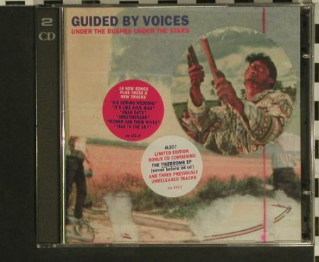 V.A.Guided By Voices: 33 Tr., Lim.Ed., Matador(OLE 161-2), US, 1996 - 2CD - 97553 - 15,00 Euro