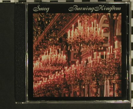 Smog: Burning Kingdom, 6 Tr., City Slang(REWIGCD6), UK, 1994 - CD - 97562 - 7,50 Euro