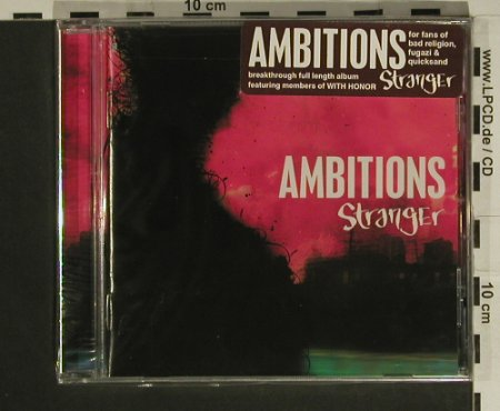 Ambitions: Stranger, Digi, Bridge Nine Rec.(B9R86), , 2007 - CD - 97603 - 10,00 Euro
