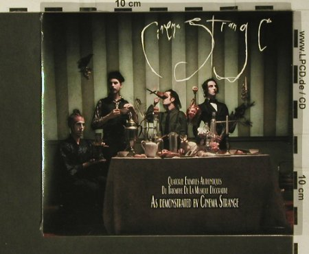 Cinema Strange: Quatorze Exemples Authentiques,Digi, Trisol(), EU,FS-New, 2007 - CD - 97625 - 10,00 Euro