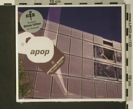 Apoptygma Berzerk: The Single Collection, Digi,FS-New, Hard:Drive(), D, deluxe, 2007 - 2CD - 97657 - 12,50 Euro