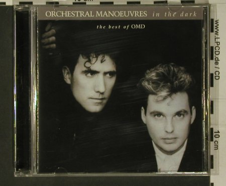 OMD: The Best Of, Disky(), NL, 1988 - CD - 97757 - 7,50 Euro