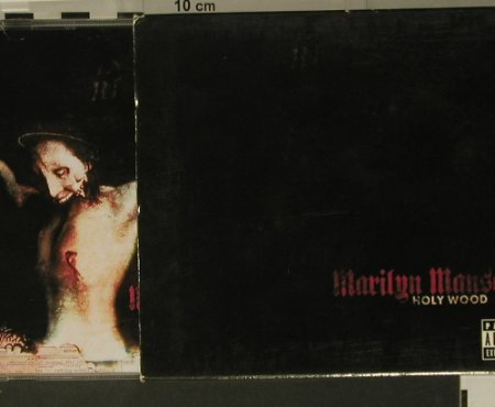 Manson,Marilyn: Holy Wood, Nothing(490 832-2), EU, 2000 - CD - 97829 - 10,00 Euro