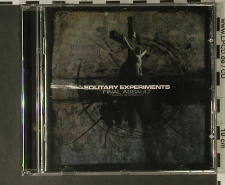 Solitary Experiments: Final Assault(Totally Recharged), Out Of Line(OUT 246), D, 2006 - CD - 98351 - 10,00 Euro