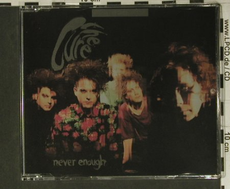 Cure: Never Enough+2, Fiction(877 899-2), D, 1990 - CD5inch - 98859 - 4,00 Euro